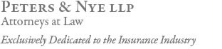 Peters & Nye LLP Attorneys at Law