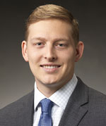 Conner D. Peters, Associate with Peters & Nye, LLP